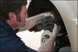 Professional Brake Repair