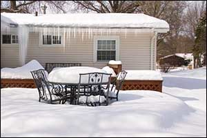 Most Common Winter Claims: Home Insurance in New Bedford, MA