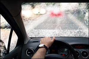Foggy Car Windows and Safety